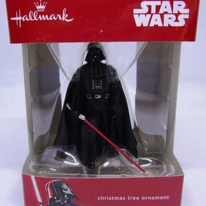 Hallmark Ornament - Darth Vader - New In Box